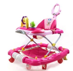 Baby Walker Adjustable with Music Light (HB-216-1) pictures & photos