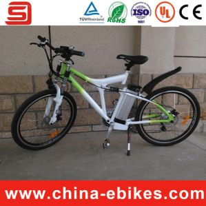 Confortable Electric Mountain Bicycle (JSE76)