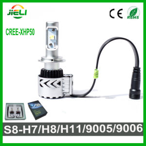 2017 Hot Sale 60W H7 CREE LED Headlight for Car pictures & photos