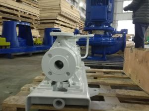 Single Stage Horizontal Oil Centrifugal Pump pictures & photos