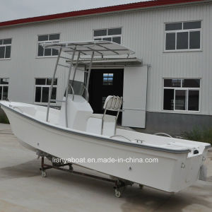 Liya 5.8m Cheap Fishing Boats Fiberglass Boat Hulls for Sale pictures & photos