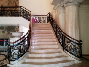 Experienced Galvanized Wrought Iron Railing pictures & photos
