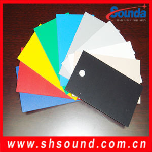 Self Adhesive Colored Foam Board pictures & photos
