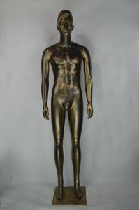 Metal Mannequin Special Surface Treatment Mannequin pictures & photos