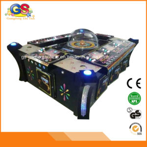 Super Rich Man Electronic Poker Game Machines Mini Chip Price Casino Roulette Table pictures & photos