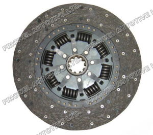 Clutch Disc for Volvo Truck (1861 996 137) pictures & photos