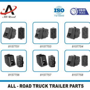 China Volvo Truck Parts Window Bottom Switches 8157751