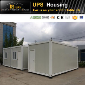 Good Heat Insulation Five Bedroom Steel Container House Classroom pictures & photos