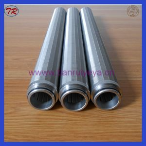 Famous Overseas Wedge Wire Screen Tube Factory in China pictures & photos