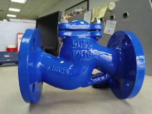 Flanged Lift Check Valve pictures & photos
