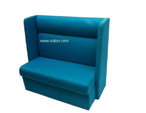(SD-4005) Modern Hotel Restaurant Dining Furniture Wooden Booth Sofa