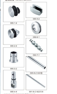 Stainless Steel Hinge Door Hardware Bathroom Accessories pictures & photos