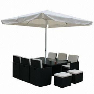 China Outdoor Rattan Garden Furniture