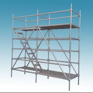 Ringlock System Scaffold for Buliding pictures & photos