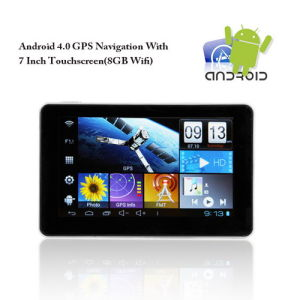 7 Inch Touchscreen Android GPS Navigator