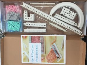 Circular Plastic Hand Knitting Loom DIY Tool Ket pictures & photos