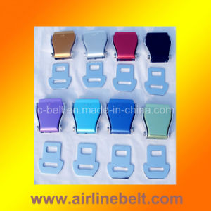Airplane Aircraft Aviation Airline Safety Seat Belt Buckles (EDB-13011910)