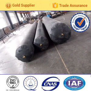 Inflatable Rubber Culvert Balloon with Vaulted and Trapezoidal Shape