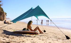 New Beach Sun Shade Lycra Tent