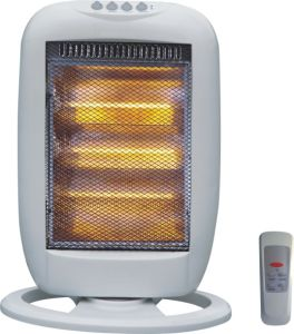 Halogen Tube Heater