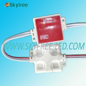 4 LEDs Waterproof LED Module (SF-LM5050W04-F)