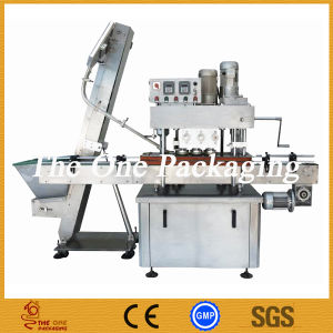 Automatic in-Line Bottle Capping Machine/Cheaper Bottle Capper