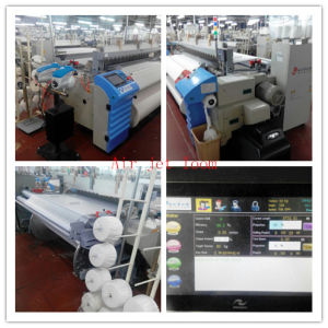 High Speed Toyota Tech Air Jet Machinery for curtain pictures & photos