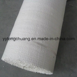 Refractory Ceramic Fiber Cloth / Aluminosilicate Cloth for Foundry and Furnace pictures & photos