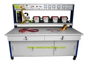 DC Motor Training Workbench Didactic Equipment Electrical Machine Educational Equipment