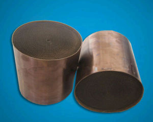 Metallic Catalytic Converter Substrate for Automobile/Vehicle pictures & photos