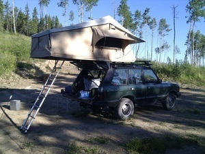 2013 New Style Car Roof Top Tent/Light Weught & High Quality pictures & photos