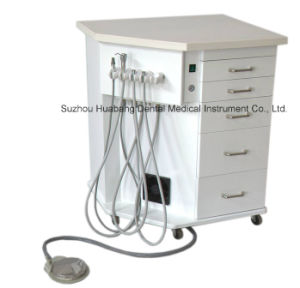 Best Quality Mobile Dental Unit with Delivery Cabinet Unit