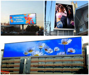 Wholesale 32X16 DIP P10 Outdoor LED Module pictures & photos