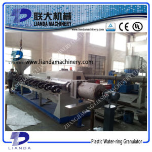 Plastic Recycling Water Ring Granulator
