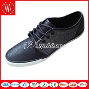 Lace-up Comfortable Sole Leather Men Shoes