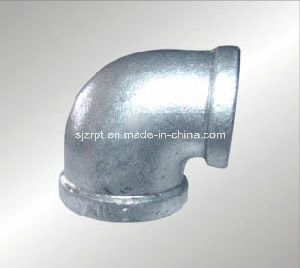 Reducing Banded Galvanized Elbow Malleable Iron Pipe Fittings pictures & photos