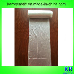 Plastic HDPE Garbage Bags Bin Liner pictures & photos
