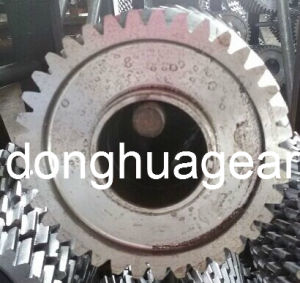 Double Helical Gear for Oil Mud Pump