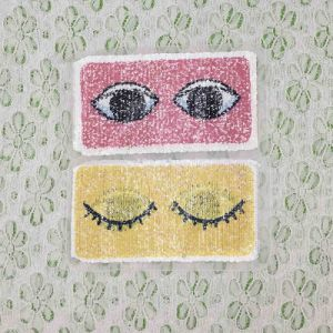 Sew on/Iron on Sequin Patch for Clothes Hot Sale pictures & photos