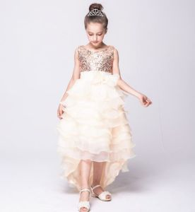 Girls Tulle Party Dress