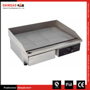 High Quality Electric Griddles for Commercial Restaurant Dpl-818-3 pictures & photos