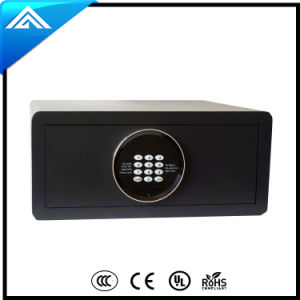 Laser Cutting Digital Hotel Safe Box with LED Display