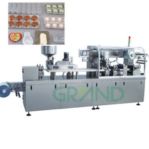 Dpp-260 Alu/PVC Automatic Tablet Capsule Blister Packing Machine