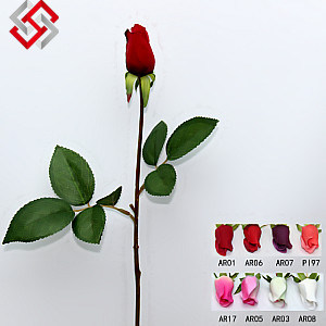 European Classic Rose Rose Suite of High-End Artificial Flowers Silk Flower Corsage Vase of Roses