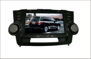 "8"" Car DVD Player With GPS/TV for Highlander (HS8001)"