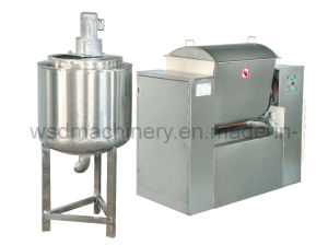 CE Proved Wafer Cream Mixer for Wafer Line