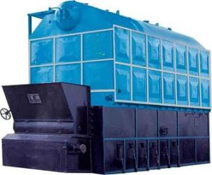 Coal/Paddy/Wood Chips Steam Boiler
