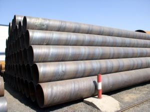 Round Steel Pipe/Tube Length: 5.8-11.8m pictures & photos