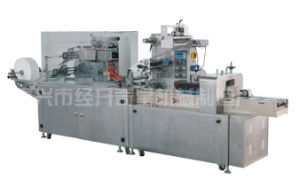 Wet Tissue Folding & Packaging Machine