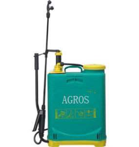 Double Pump Sprayer, Knapsack Sprayer Manual 16L - Economy Type, Economy Sprayer China Economy Agro Sprayer pictures & photos